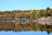 Kennebec Lake 2015 - October 2015 by Chris MacKenzie